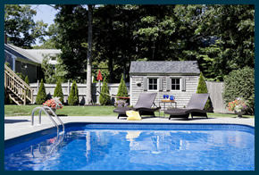 Cape Cod Custom Pools